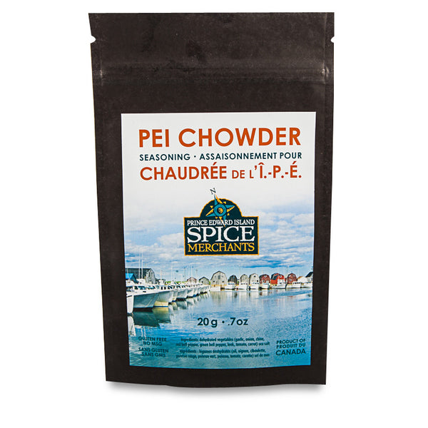 PEI Chowder Seasoning