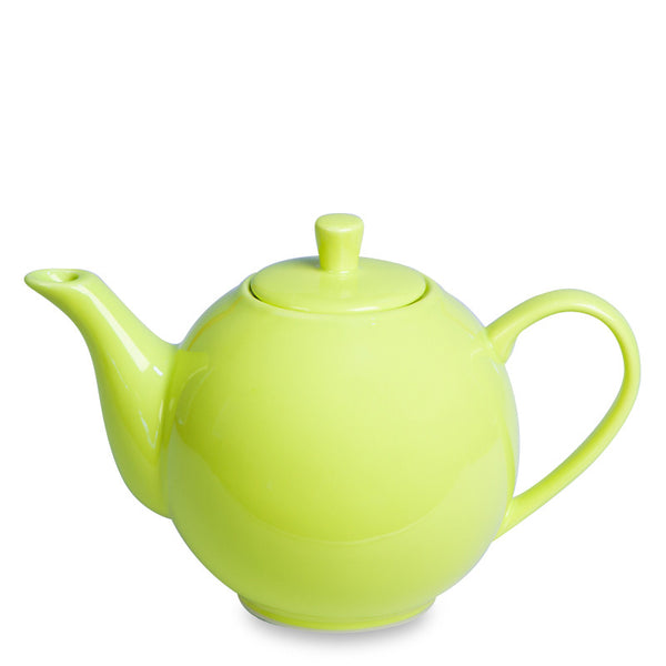 Maxwell Williams Teapot Lime