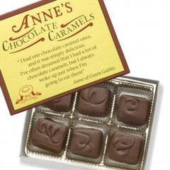 Anne's Chocolate Caramels