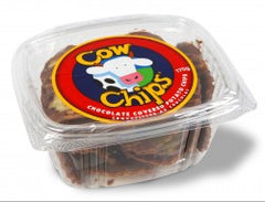 Cows Chocolate Covered Chips 160g