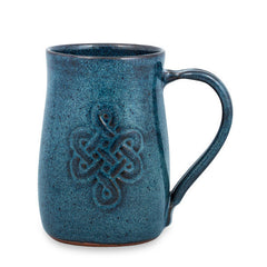 Mug, Celtic Blue