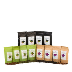 FREE SHIPPING Case Lot of 12 x 40 gram / 1.4 oz. Tea