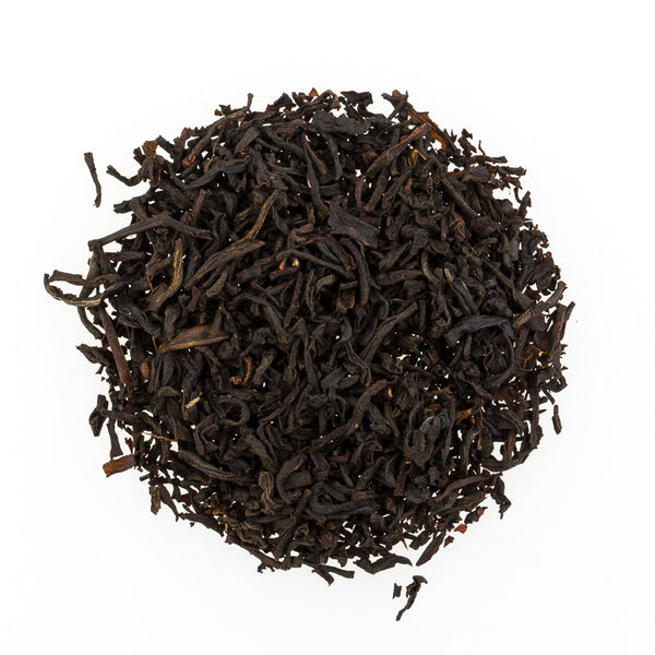 Black Vanilla Tea with Pieces