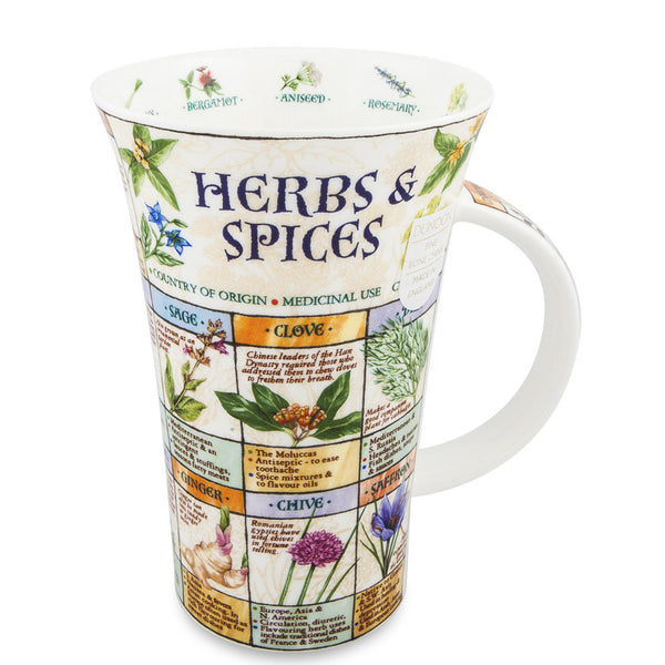 Glencoe, Herbs & Spices by Dunoon