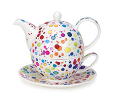 T4One Teapot, Splat! by Dunoon