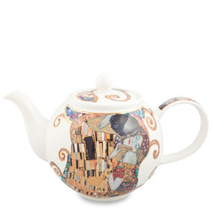 Large Dunoon Teapot, Belle Epoque