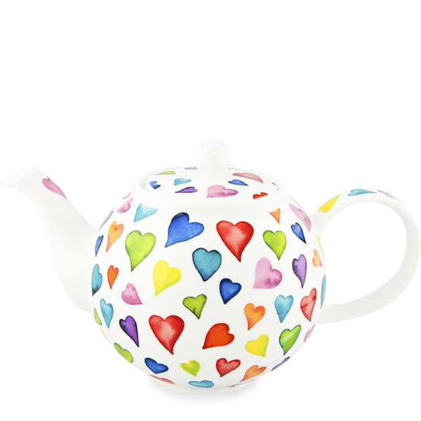 Small Teapot, Warm Hearts by Dunoon