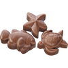 Milk Chocolate Animals
