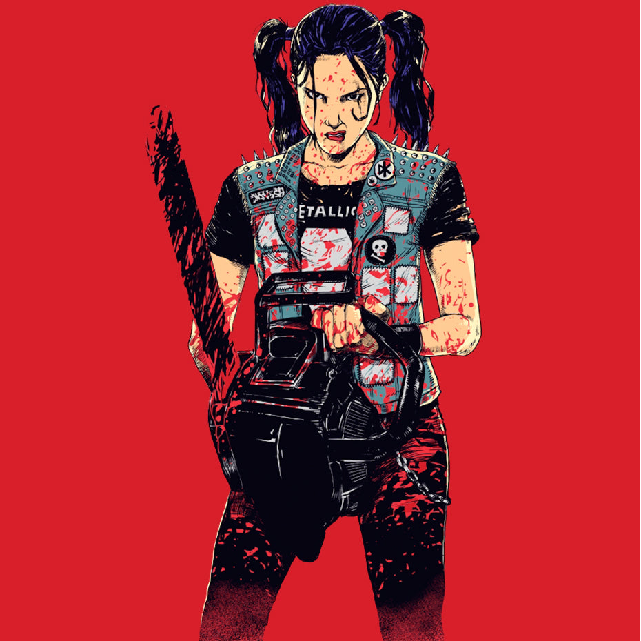 Zombie Slayer Red T-Shirt