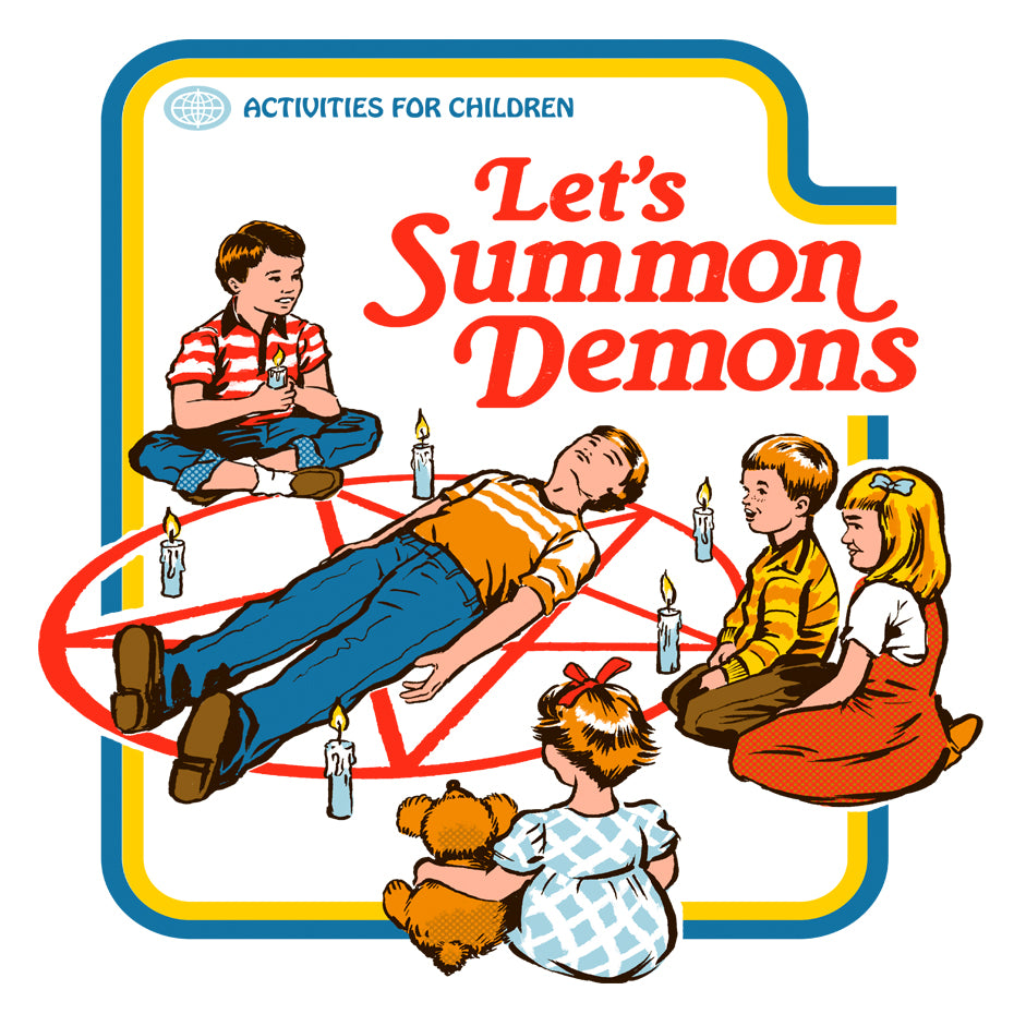 Image result for summon demons