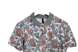 Paisley Polo T-Shirt