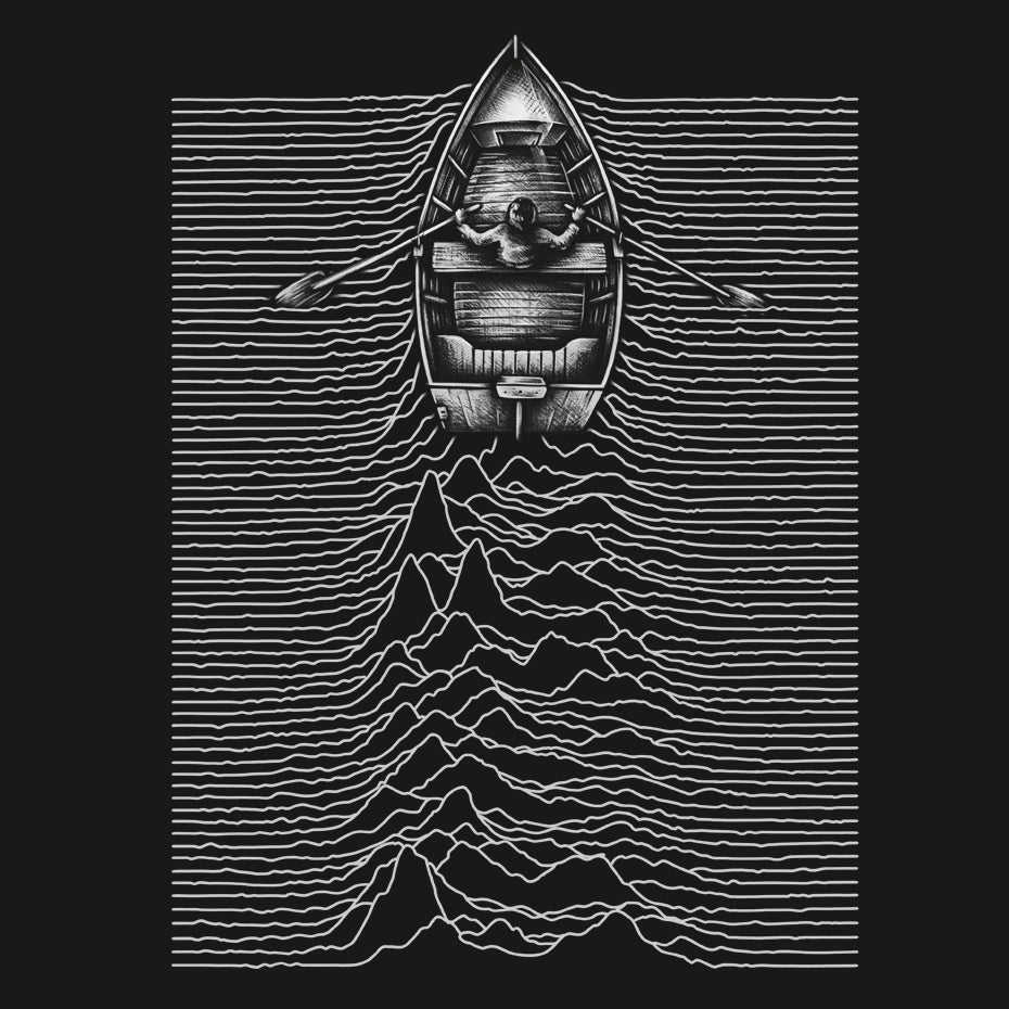 Unknown Waters T-Shirt