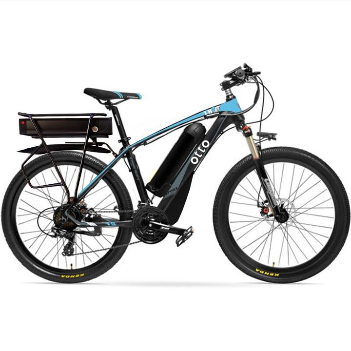 Otto T8 Electric Bike 48V 33AH Dual Battery