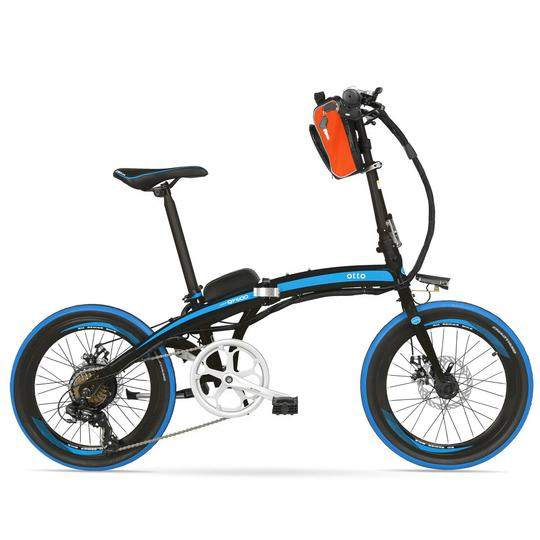 Otto QF600 Foldable Electric Bicycle 48V 12AH