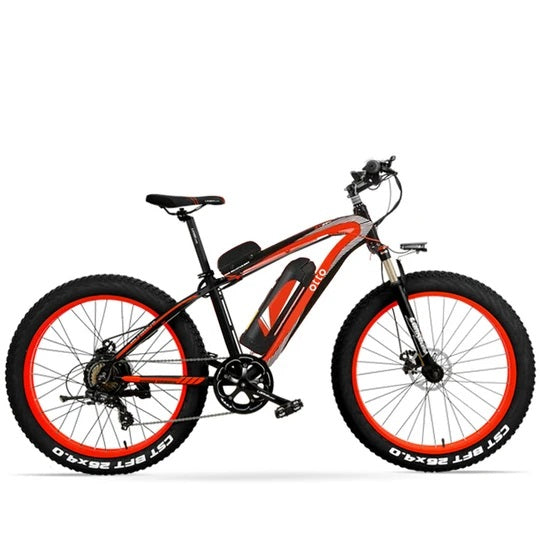 Otto XF4000 Fat Tyre Electric Mountain Bike 48V 18AH