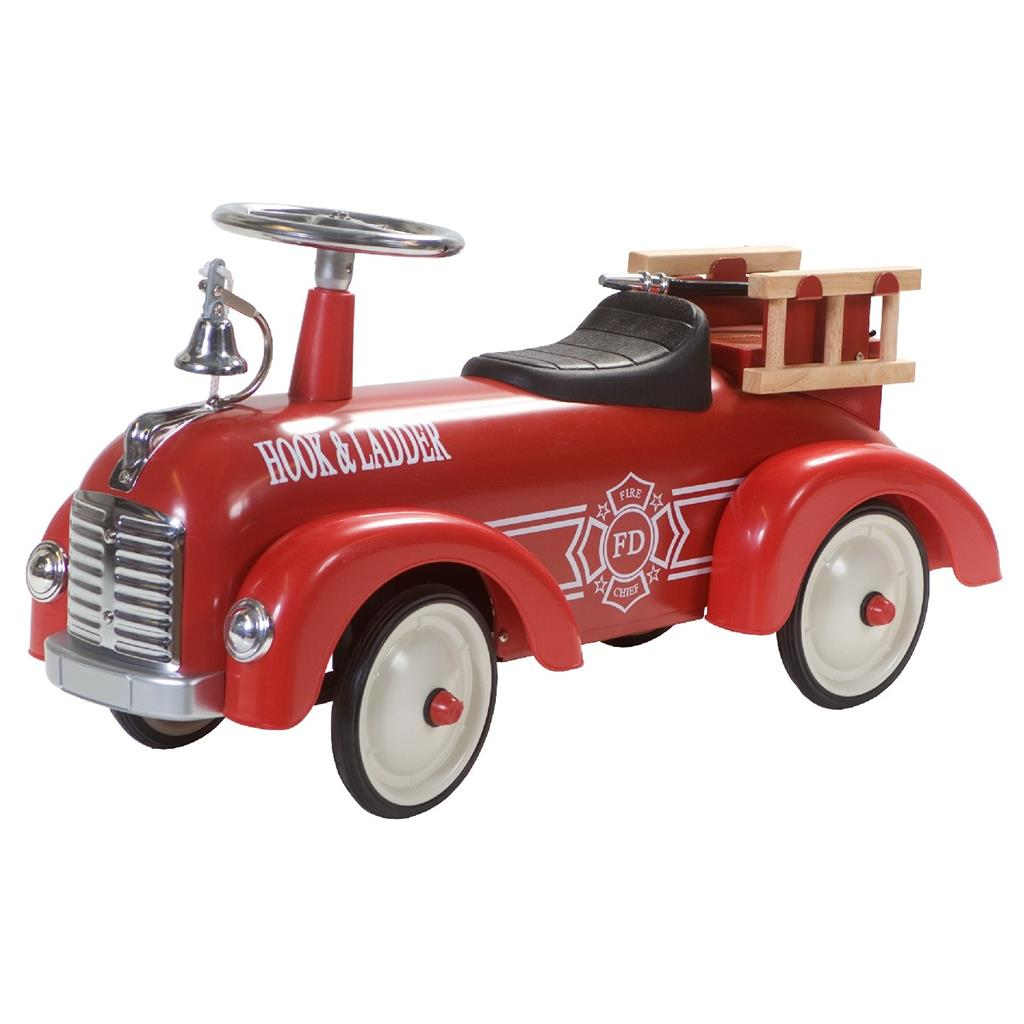 Rutsch Auto Metall Fire Truck