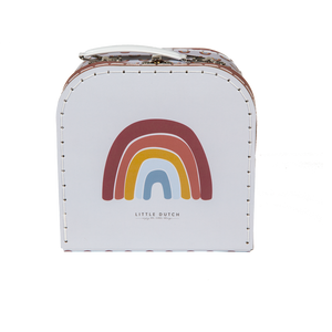 Little Dutch Tee-Set im Koffer Rainbow Pure & Nature