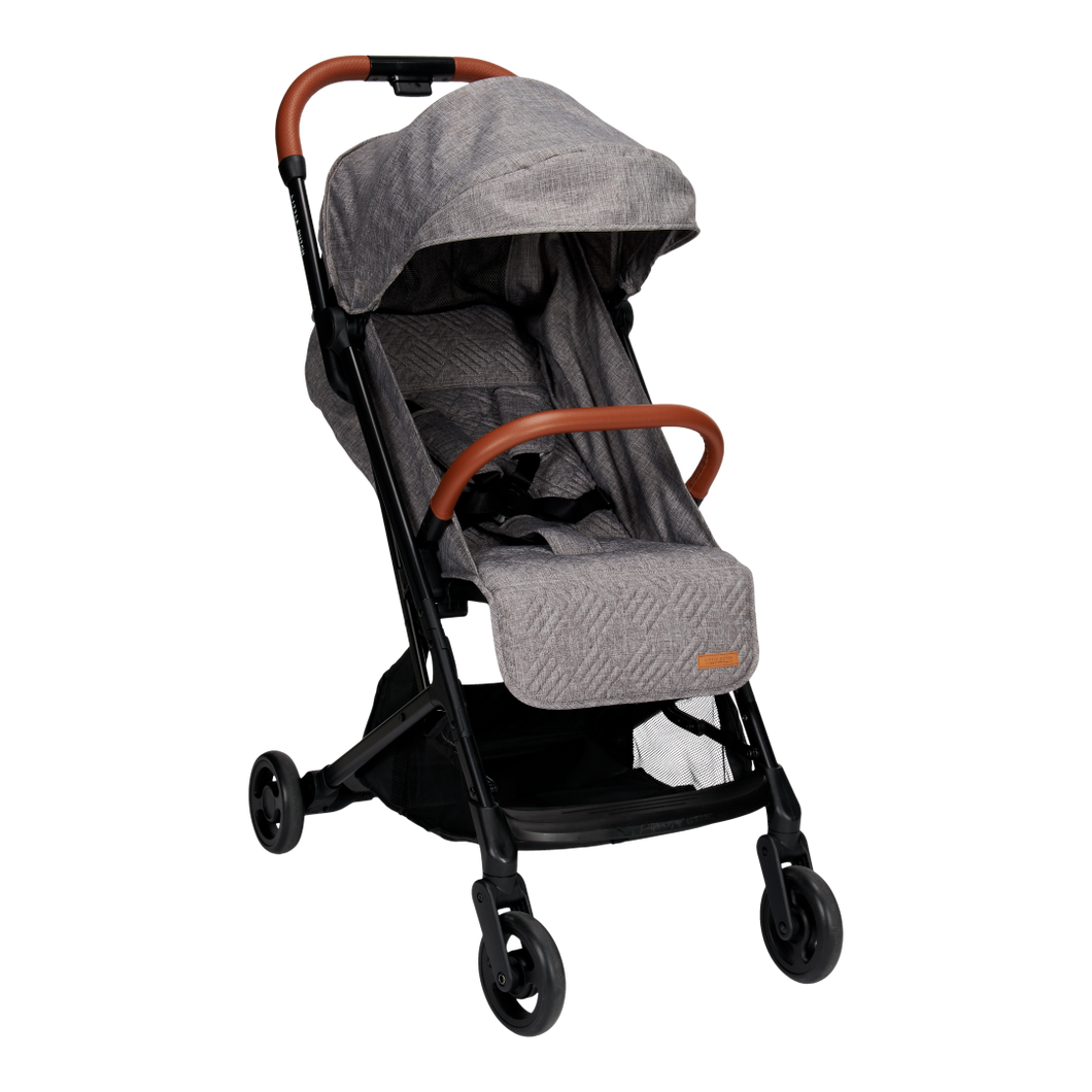 Little Dutch Buggy Komfort  Grey