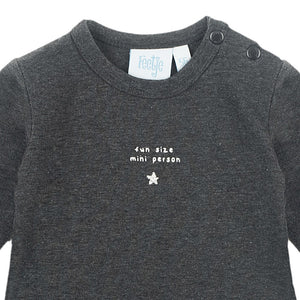 Longsleeve Fun Size - Mini Person Feetje
