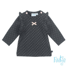 Laden Sie das Bild in den Galerie-Viewer, Longsleeve AOP- Dots Feetje