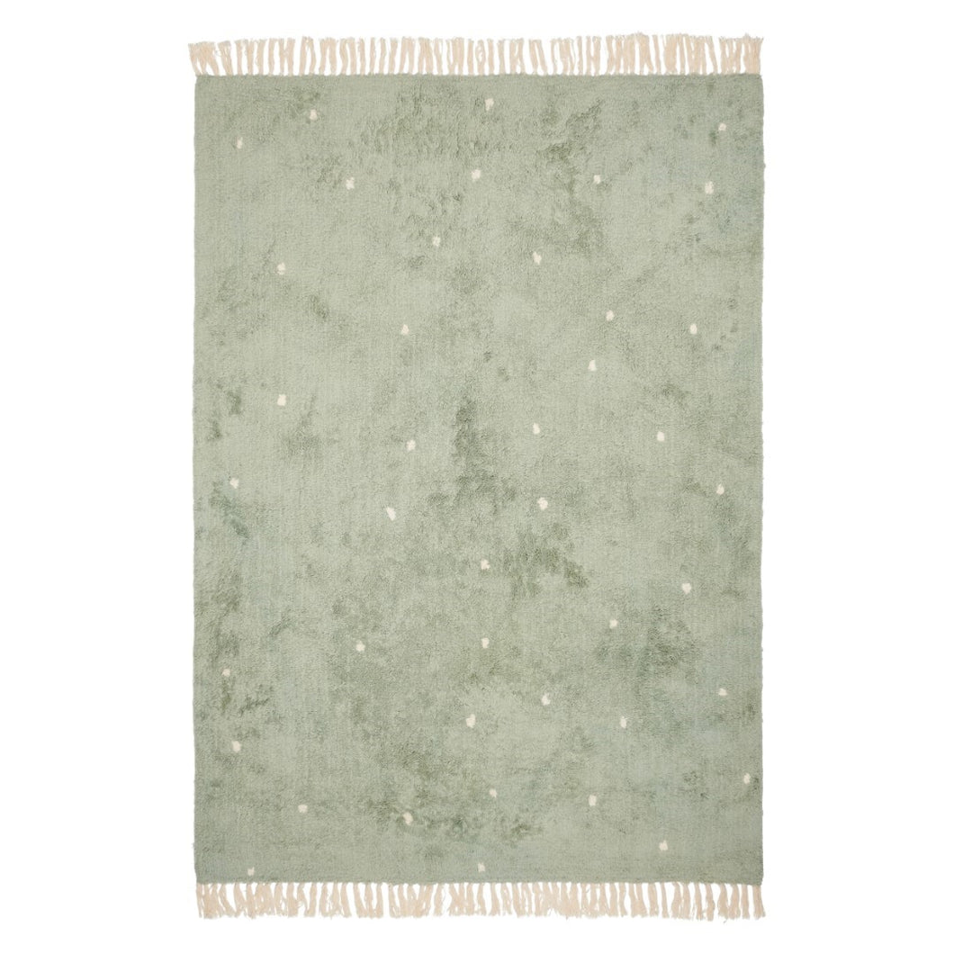 Teppich Dot Pure Mint 170x120cm
