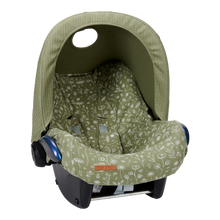 Laden Sie das Bild in den Galerie-Viewer, Verdeck Babyschale Maxicosi 0+ Pure Olive Kollektion