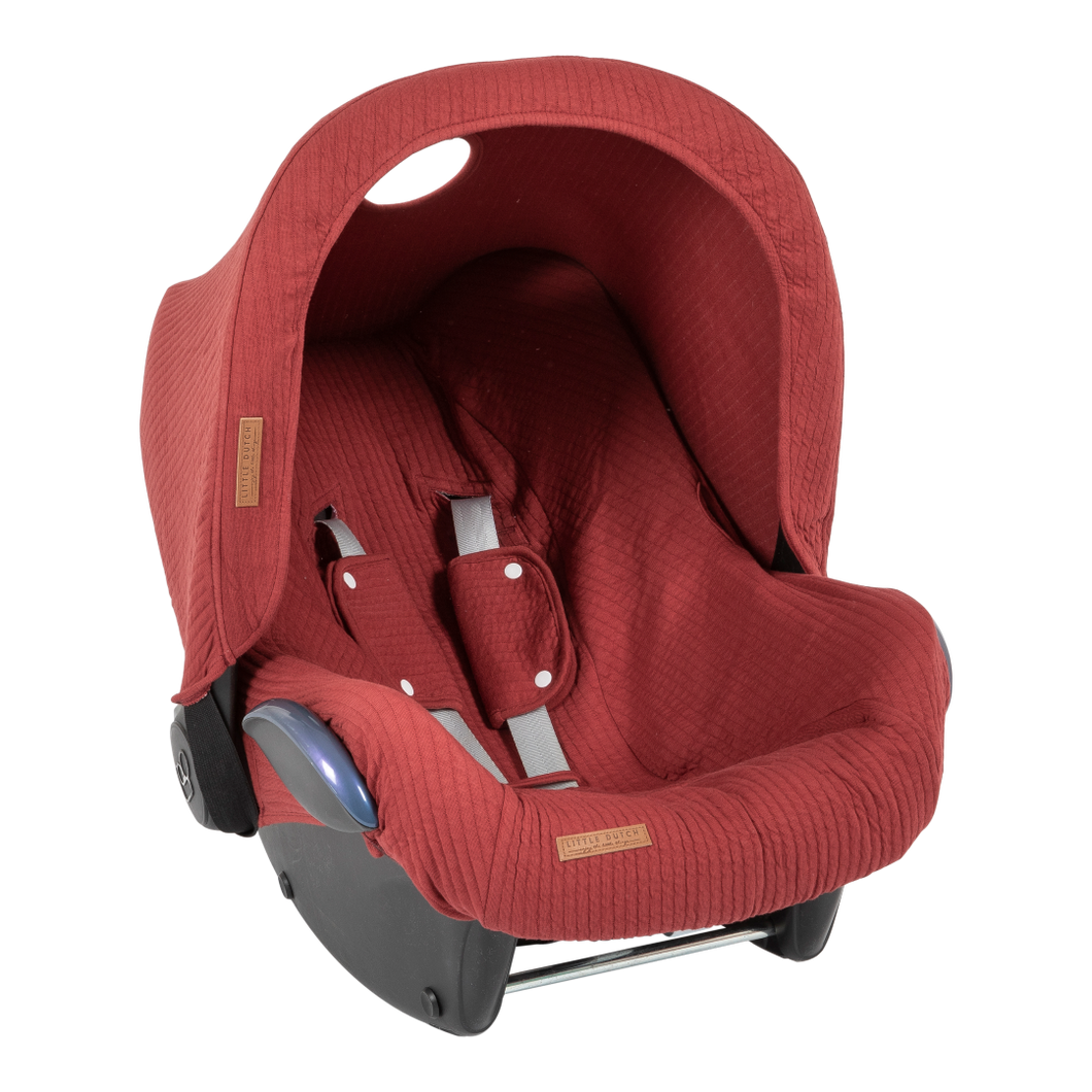 Verdeck Babyschale Maxicosi 0+ Pure Indian Red Kollektion