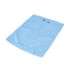 "LIGHT BLUE CLOTH "" EDO BARISTA"" 40x30mm"