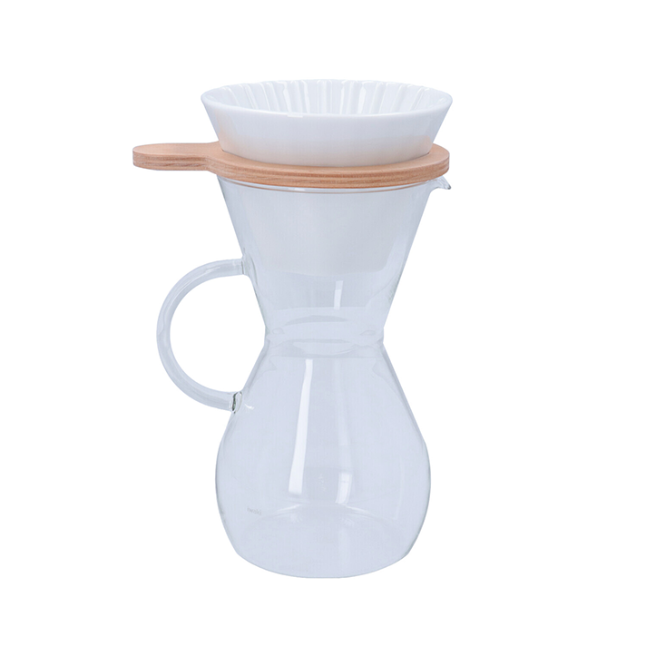 Coffee Carafe and Dripper Set 600 ml