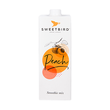 Sweetbird Peach Smoothie