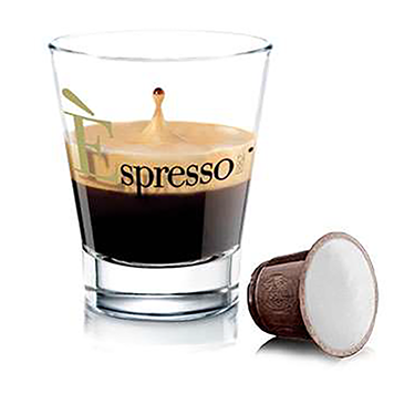 Espresso 1882 Decaf Coffee Capsules