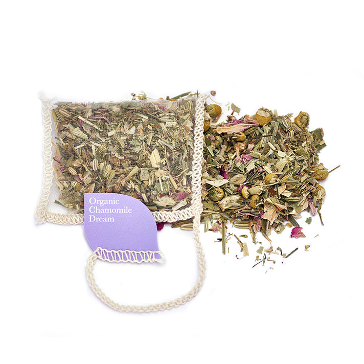 Chamomile Dream Organic Silk Teabags