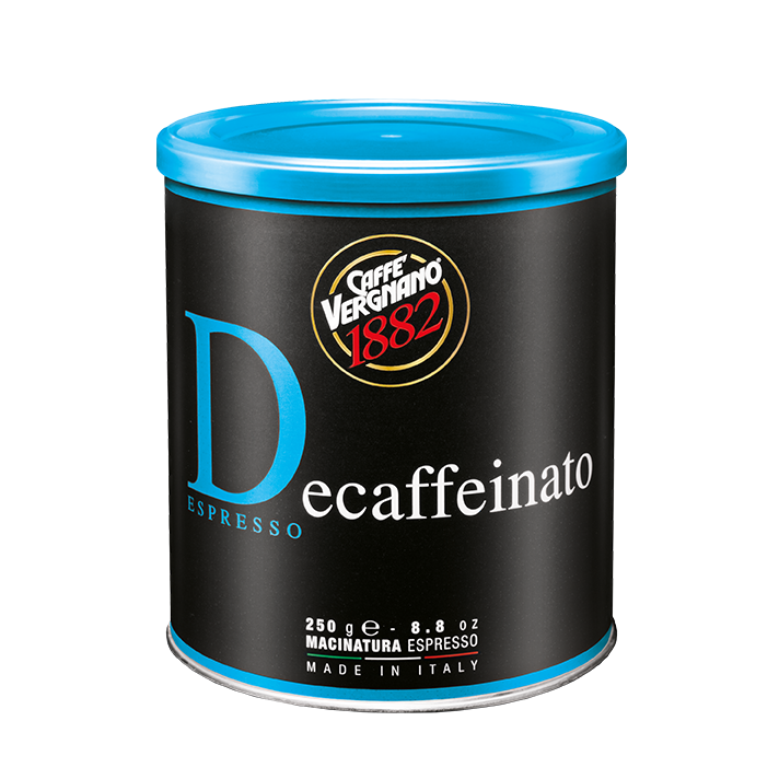 Decaffeinated Ground Coffee