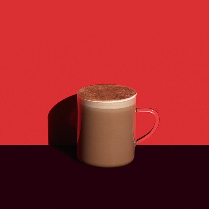 Zuma Hot Chocolate Shaker