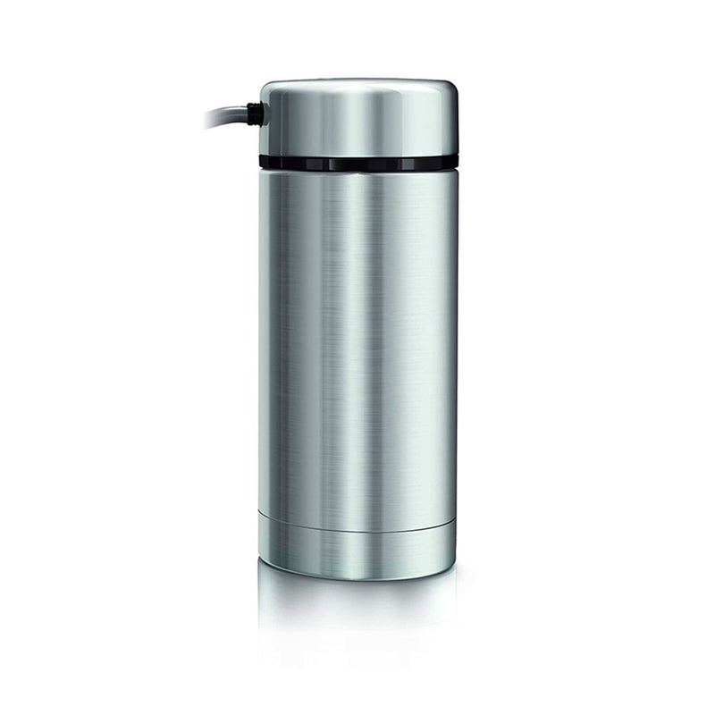 Milk Container Stainless Steel, 0.5 litre, complete