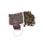 White Tea (Pai Mu Tan) Organic Silk Teabags
