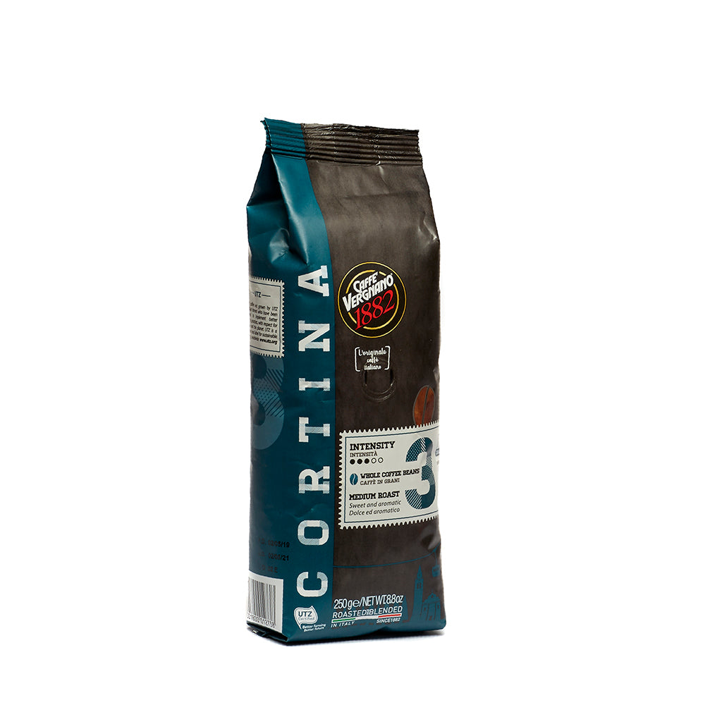 Cortina Blend Whole Coffee Beans - 250 g