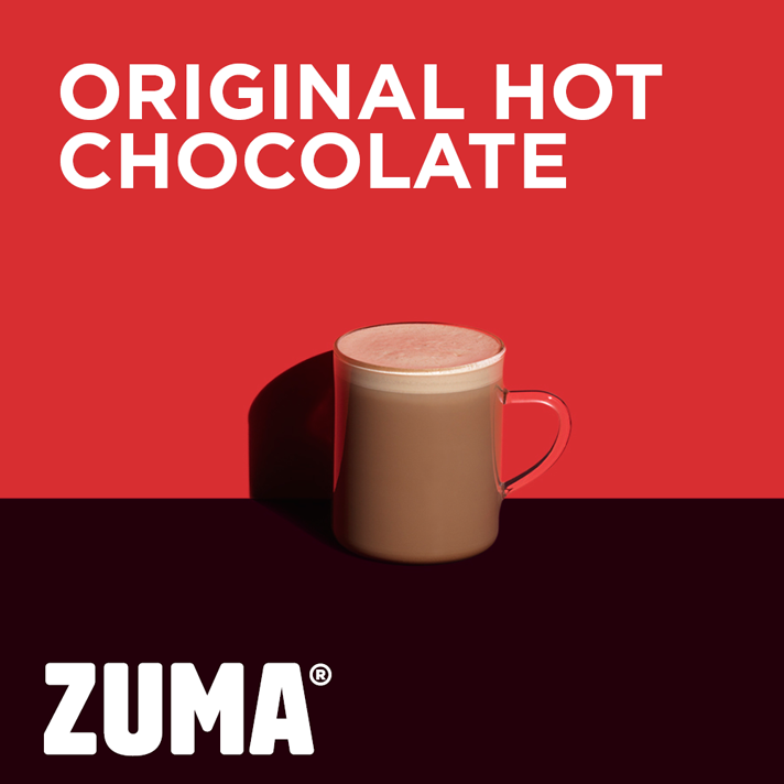 Zuma Original Chocolate 25% Cocoa Powder 2Kg
