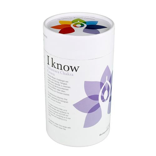 I Know – Crown Chakra Organic Teabags