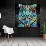 """Color Tiger"" - Affengeile Bilder"