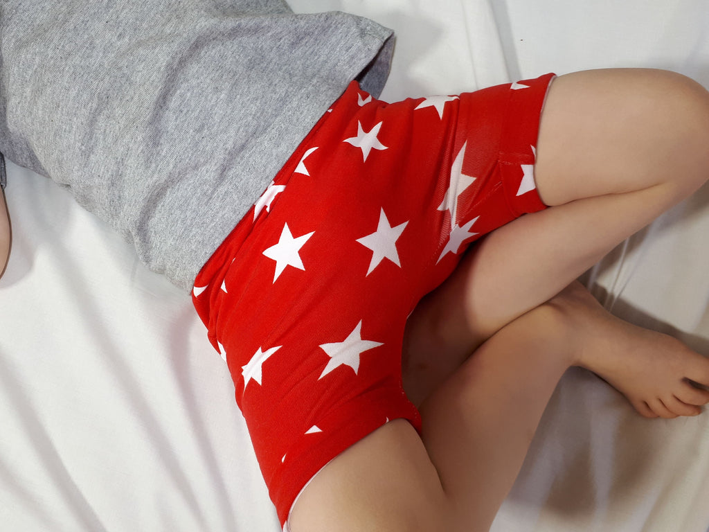 Australian Handmade Shorts (Red Star)