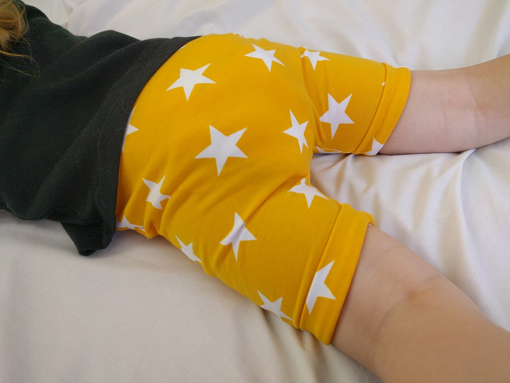 Australian Handmade Shorts (Yellow Star)