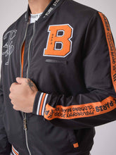 "Charger l'image dans la galerie, Veste col teddy Style baseball "" Baba Collab"" RR Store Online"