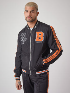 "Veste col teddy Style baseball "" Baba Collab"" RR Store Online"
