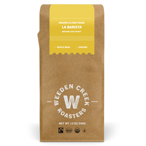La Barista | Weeden Creek