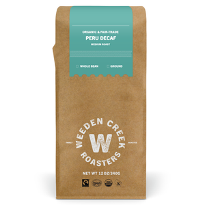 Peru Decaf | Weeden Creek
