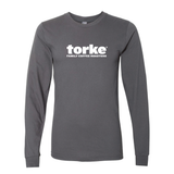 Torke Family Coffee Roasters Long Sleeve T-Shirt (Asphalt)