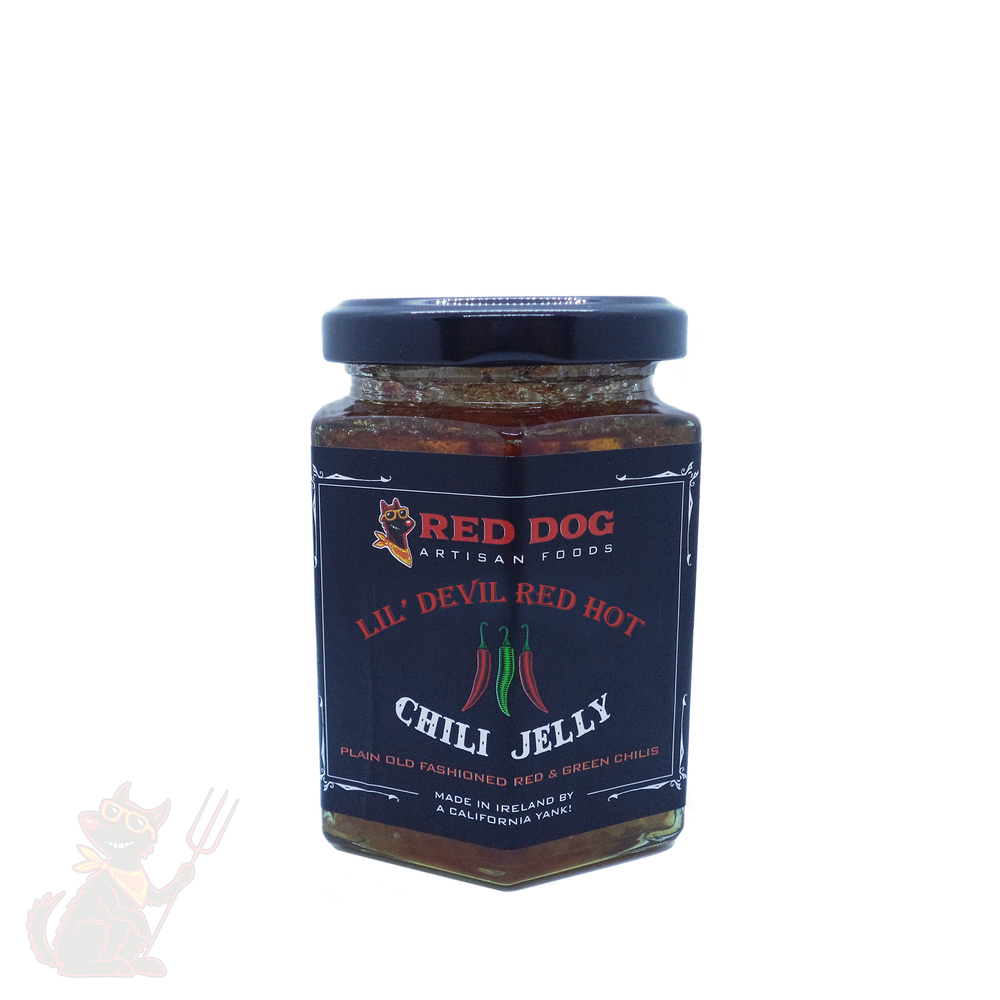 Load image into Gallery viewer, Lil' Devil Red Hot Chili Jelly