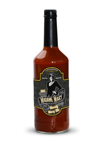 Madame Mary's Mild Bloody Mary Mix (Single Bottle)