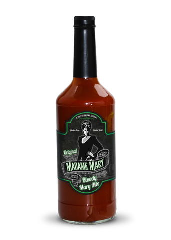 Madame Mary's Original Bloody Mary Mix (Single Bottle)